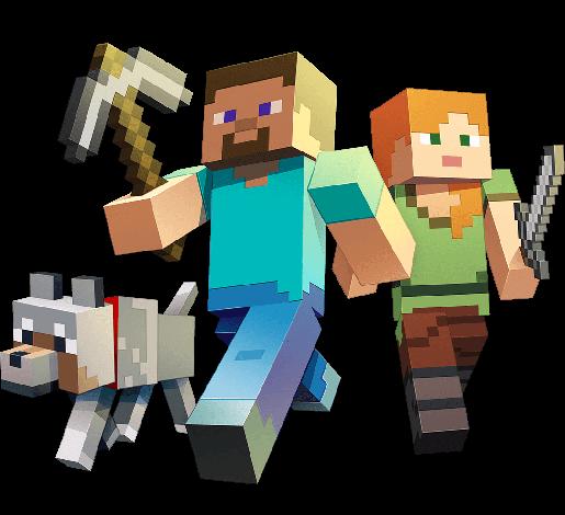 Minecraft в Легоклубе